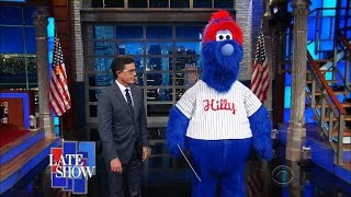 The Hilly Phanatic Is So Pumped About Clinton's Nomination