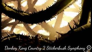 donkey kong country 2 stickrbush symphny ۞