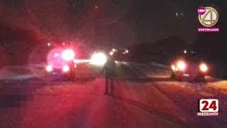 20-летний парень погиб под колесами автомобиля