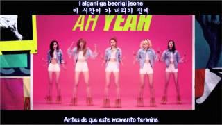 EXID - Ah Yeah MV (sub español - roma - hangul) HD