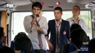Not Defteri Okul Mu ? Rap Sahnesi (Sözleri)