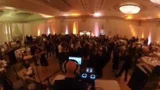 The Arabic DJ - Wedding Demo - Arabic Modern - Live Percussion