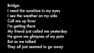 "Alex Feather Akimov ""All About The Rain"" Lyrics"