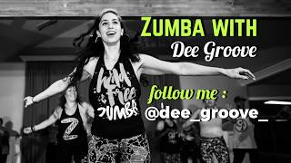Shape of you (Ed Sheeran) /// Zumba Routine /// Choreographed by: Dee Groove
