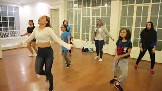 Rihanna - Rude Boy Dancehall Choreography