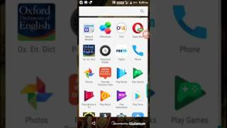 How to put pin code in unlock screen in lava x10