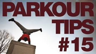 Parkour Tips #15 | Speed Vault - Body Position | Parkour Generations