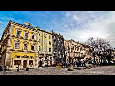 Christmas in Lviv Timelapse  Рождество во Львове (www.ukrainetur.com)
