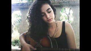 """Lorena Hellen """"De trás pra frente"""" Henrique e Juliano (cover)"""