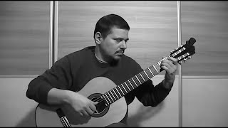 Moon River [from Breakfast at Tiffany's, classical guitar cover]