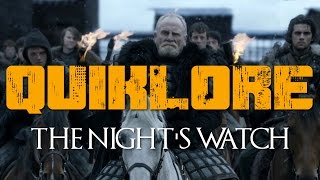 Game of Thrones: The Night's Watch (Feat. Quiklore)