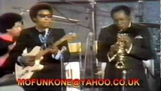 king curtis & the Kingpins - A Whiter Shade of Pale.Rare Live Filmed Performance 1971