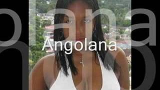 Angolana Bunita... Kizomba-semba