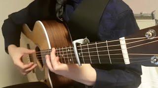 asphyxia - Tokyo Ghoul:re OP Full (Fingerstyle Guitar) [TABS]
