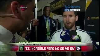 Leo Messi Announces Retirement From International Football!! MUST SEE!