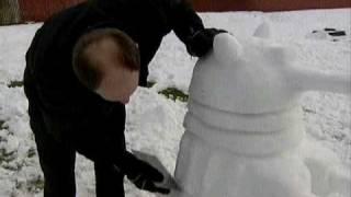 Vortex - Snow Dalek in the News