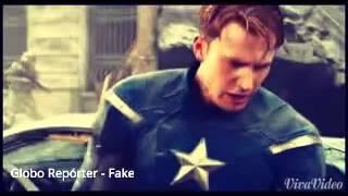 Tribute Capitão América// Snuff - Slipknot ®
