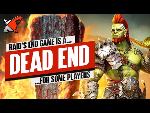 The Reality Of RAID's End-Game... It's NOT For EVERYONE! | What's Next!? | RAID: Shadow Legends