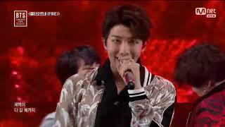 BTS (방탄소년단) 'FIRE' BTS COMEBACK SHOW