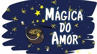 Música Romântica Nacional - Mágica do Amor - MPB 2017