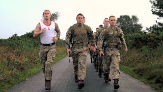The 9 Miler - Test 2 - Royal Marines Commando Tests