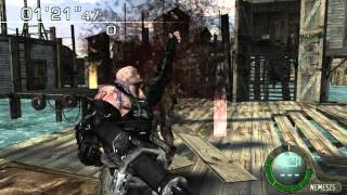 Resident Evil 4 (PC) (2007) - NEMESIS Preview : Water World Mercenaries