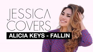 "Alicia Keys ""Fallin'"" 