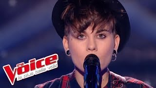 Chloé - « Skinny Love » (Bon Iver) | The Voice France 2017 | Blind Audition