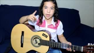 Menina de 6 anos tocando viola,impressionante!!