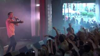 "BASSHUNTER ""Walk On Water"" (LIVE @ Gröna Lund, Stockholm Aug 4 2015)"