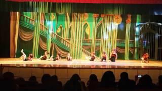 Domenica Rosero Mero Danstar, clausura vacacional 2016