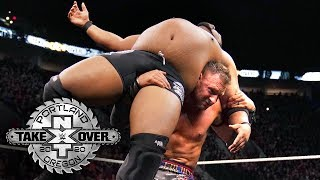 Feast Your Eyes as Dijakovic and Lee take flight: NXT TakeOver: Portland (WWE Network Exclusive)