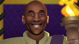Game of Zones - Game of Zones: The Purple Retirement (Game of Thrones, NBA Edition Episode 5) width=