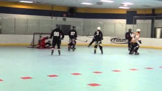 What A Save! (Roller Hockey Saves - Aman Saggu) Roller Hockey Saves Goaltending Skills Goalies