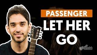 videoclase Let Her Go (aula violão completa)