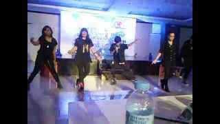 SHINING (SHINee Cover Group) Debut Stage (Sherlock + Lucifer + Everybody) @KDF5