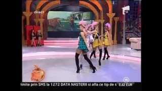 Anna Lesko feat. Pavel Stratan - Leagana barca @ Un show pacatos