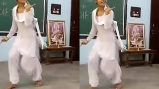 Pashto Local School Girl Dance 2018 | Pahto Local Girls Dance in Collage width=