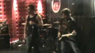 PARALLAX - Still Of The Night (Whitesnake cover) - Studio Rock Cafe - September24th, 2010