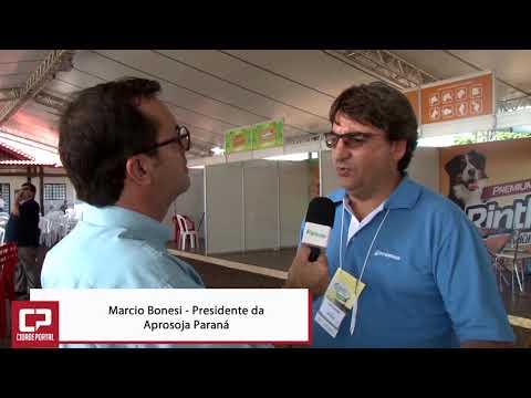 Marcio Bonesi - Presidente da Aprosoja - Cidade Portal