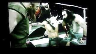 WWE Wrestlemania 30 Bray Wyatt vs John Cena Promo #3