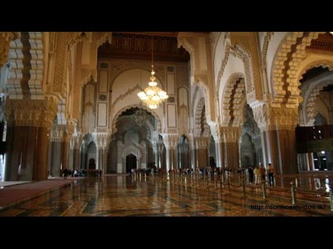 Casablanca: Hassan II Mosque (with Costa Serena – part 2)