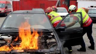 """JN - """"O vídeo do meu quartel de bombeiros num minuto"""""""