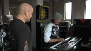 Disturbed - The Piano Stylings of Tenacious D-Sturbed (Making The Record) [Webisodes]