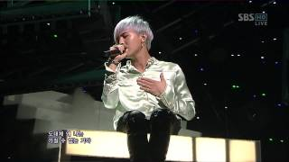 G-DRAGON_0923_SBS Inkigayo_THAT XX(그 XX)
