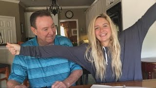 Teenager receives special sweet 16 birthday present from her grandfather