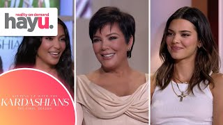 Kris Jenner Reveals Who is the Easiest Kid to Manage | Season 20 | Keeping Up With the Kardashians