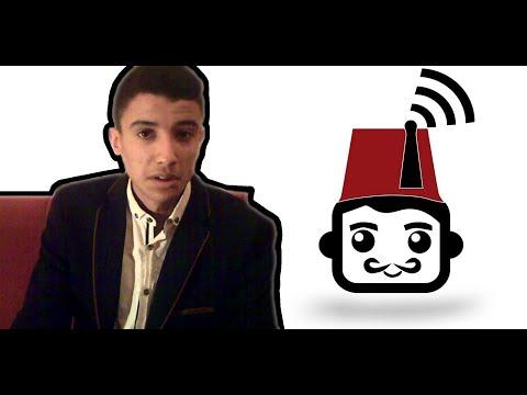 تجربة محمد أمين سليماني مع موقع بودكاست آرابيا CANAAN with Podcast Arabia