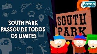 8 vezes em que South Park passou de todos os limites