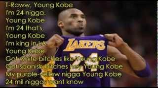 Tyga - Young Kobe (Lyrics)